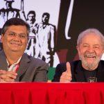 Lula vem à São Luís onde participará de jantar com Flávio Dino no Palácio dos Leões