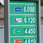 População de São Luís já paga R$ 6 no litro da gasolina; ICMS representa R$ 1,85 deste valor