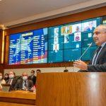 Plenário da Assembleia aprova indicação de Marcelo Tavares ao cargo de conselheiro do TCE