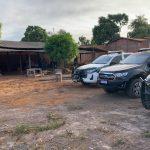 Polícia Federal faz operação no Maranhão contra a extração ilegal de madeira em terras Indígenas