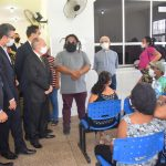 MPMA fiscaliza cumprimento da vacinação no bairro da Liberdade, em São Luís
