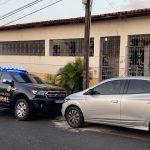 Polícia Federal realiza a 6ª operação contra a gestão de Edivaldo Holanda Jr