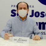 Mesmo com autorização, Julinho não consegue empréstimo de R$ 30 milhões em Ribamar