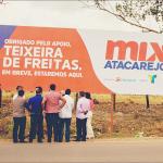 Grupo Mateus chega à Bahia em parceria com o Grupo Brasileiro e iniciam as obras do Mix Atacarejo