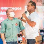 Othelino e Weverton viram alvos de ação do MPE por propaganda eleitoral antecipada