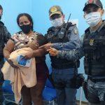 Policiais Militares salvam criança de 7 anos vítima de afogamento em Balsas (MA); veja o vídeo