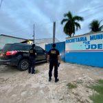 Bernardo do Mearim e Santa Luzia viram alvo de operação da PF contra desvios de recursos da Covid-19