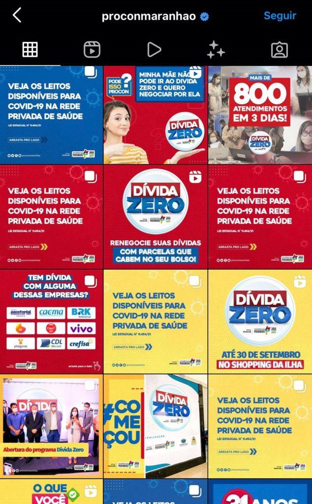 Procon-01-634x1024 Procon do Maranhão começa a usar as cores do PSB em suas peças publicitárias