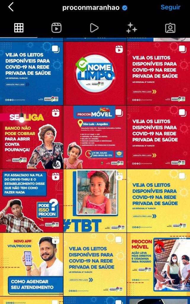 Procon-02-641x1024 Procon do Maranhão começa a usar as cores do PSB em suas peças publicitárias