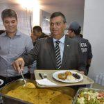 Governo Flávio Dino abre licitação de R$ 153 mil para comprar picanha, maminha e filé para o Palácio dos Leões